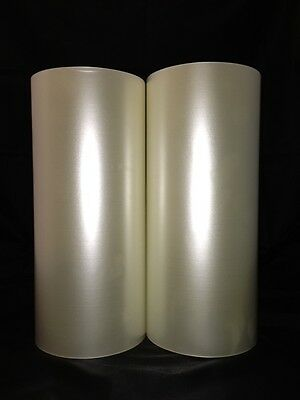 2 PCS. 12'' x 300' MAIN TAPE GXF100 CLEAR LAYFLAT GRAPHICS APPLICATION TAPE
