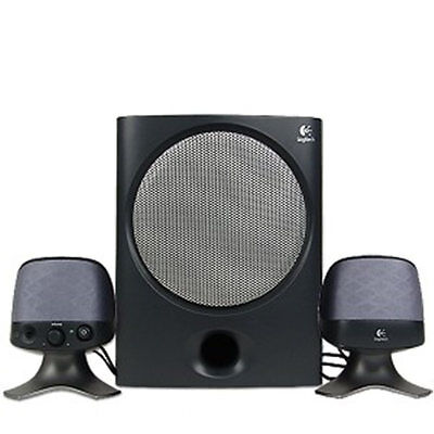 Logitech X-220 2.1 Wired Computer Speakers