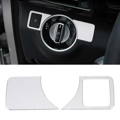 Headlight Switch Button Trim Cover for Mercedes Benz W176 W246 W204 W212 W166