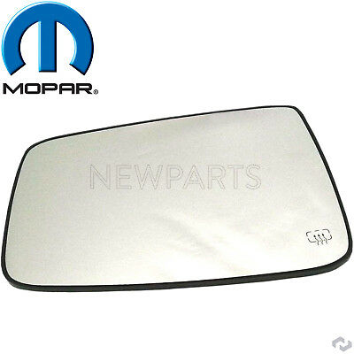 Ram 1500 2500 Right Passenger Side Mirror Glass Replacement Oem