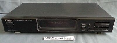 KENWOOD KT-1060L am-fm stereo tuner radio HiFi component component Komponente
