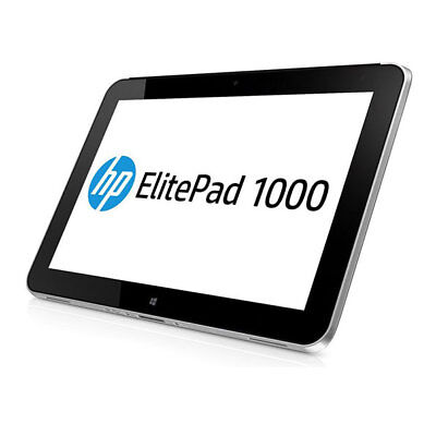 HP Elitepad 1000G2 128GB SSD, 4G LTE, ATOM Z3795, Led Touchscreen, WUXGA Neu!