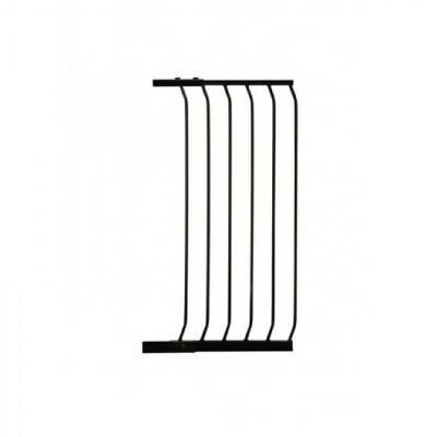 Dreambaby Extra Tall Baby Safety Stair Gate 45Cm Extension - Black - New