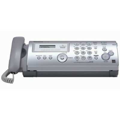 NEW Panasonic KX-FP205 Plain Paper Fax/Copier with Caller ID - Thermal Transfer