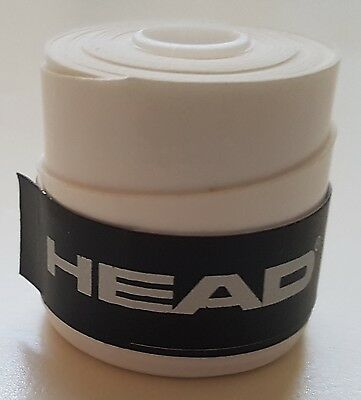 Tennis racquet overgrip - HEAD, white
