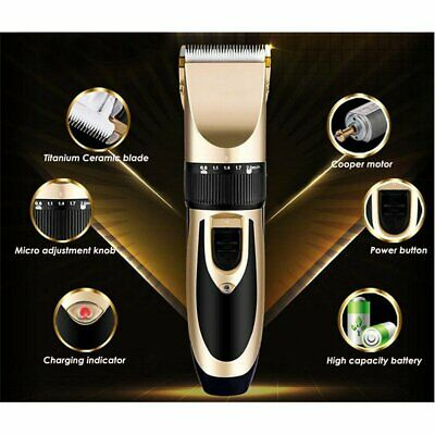 Grooming Kit Cat Dog Hair Trimmer Electric Pet Hair Clipper Shaver Set CANADA