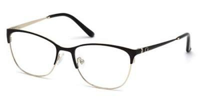 2e57de1109 GUESS EYEGLASSES GU2583 002 Matte Black 53MM -  68.00