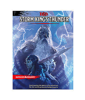 Storm King's Thunder by Wizards RPG Team (Hardcover, 2016)