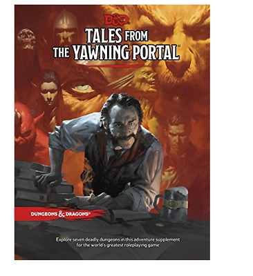 Tales from the Yawning Portal by Wizards RPG Team (2017, Hardcover)