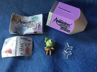 Disney Store Animators Collection Littles Wave 3 Monsters Inc Mike