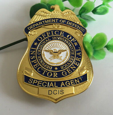 Department Of Defense Inspector General Office Of Metal Insignia Pin Badge