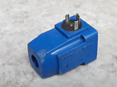 Eaton Vickers CETOP 3 Ng6 Hydraulic Solenoid Coil 24VDC 468481 *