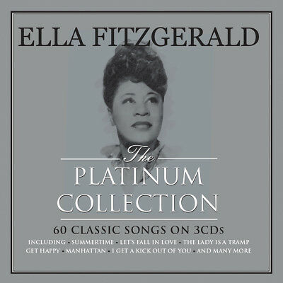 Ella Fitzgerald - Platinum Collection - Best Of / Greatest Hits 3CD NEW/SEALED