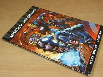 Ultimate Comics Avengers Vs New Ultimates by Mark Millar (Paperback, 2011)