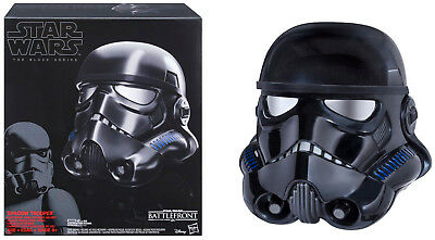 NEW Star Wars Black Series Shadow Trooper Electronic Helmet Amazon Stormtrooper & NEW STAR WARS Black Series Shadow Trooper Electronic Helmet Amazon ...
