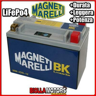 MM-ION-12 BATTERIA LITIO YTX20L-BS HARLEY DAVIDSON FXD Series (Dyna) 1584 2007-2