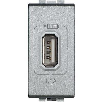 Bticino Nt4285C1 - Ll - Usb Charger 1,1A Tech