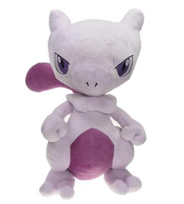 Pokemon Center Mewtwo Plush Doll Soft Stuffed Figure Collection Toy 19 inch Gift