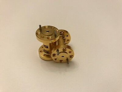 WR-08 90 to 140 GHz Millimeter Waveguide 1 Inch Straight