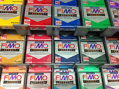 Fimo Effect Polymer Clay 5 x 56g block