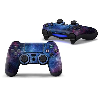 2pcs New Design Vinyl Decal For Sony Playstation PS4 Controller Skin Sticker ...