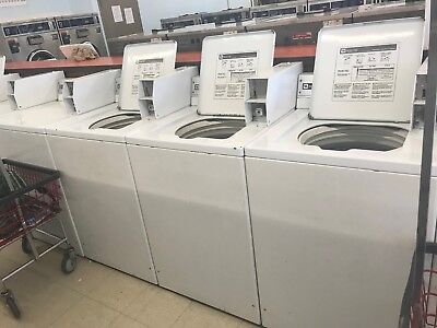 Used Maytag Commercial Top Load Washer White