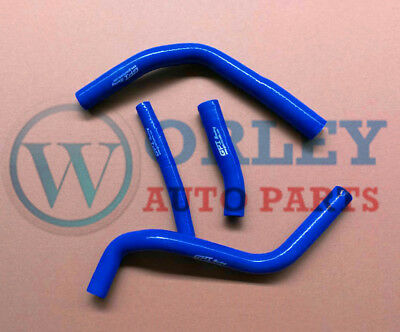 Blue silicone radiator hose for YAMAHA YZ450F YZF450 2014 2015 2016
