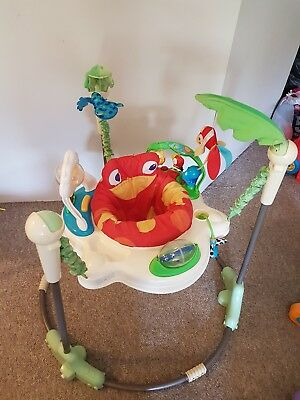 Fisher Price Rainforest Jumperoo -SYD bankstown