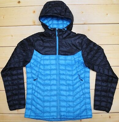 2c7d9f3c1 THE NORTH FACE THERMOBALL HOODIE - PRIMALOFT lightweight MEN'S BLUE JACKET  - S
