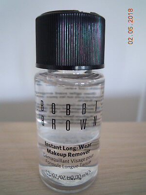 BOBBI BROWN INSTANT LONG-WEAR MAKEUP REMOVER - MAKEUP-ENTFERNER - 30ml - Neu