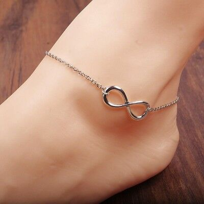 Sexy chain of foot with infinity symbol / chaine de pied avec symbole infinité