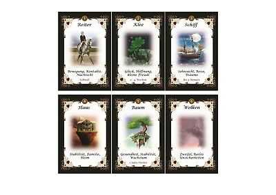 Lenormand easy Cards