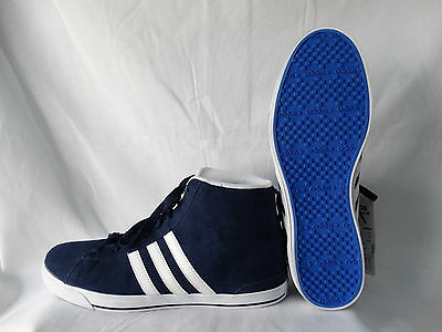 ADIDAS NEO DAILY Twist Mid Damen High Top Sneaker F99504 blau weiß EU 44 UK 9,5