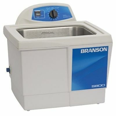Branson M5800H 2.5G Ultrasonic Cleaner w/ Mechanical Timer & Heater CPX-952-517R