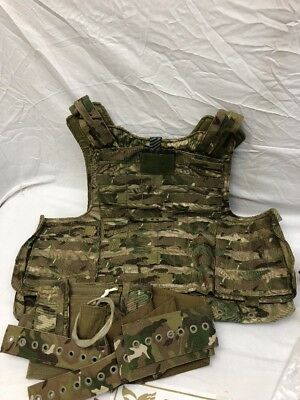 Eagle Industries Maritime CIRAS Multicam Large Crye CAG 75th Ranger SEALs