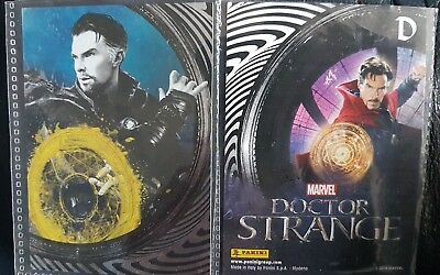 Dr Strange Limited Edition Trading Card D