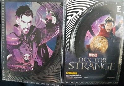 Dr Strange Limited Edition Trading Card E