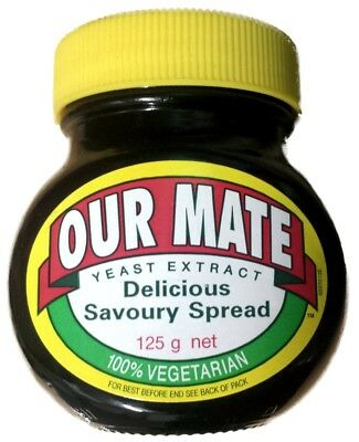 Our Mate (Marmite) - 125g Jars