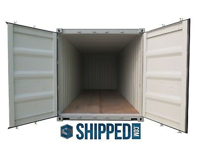 WE DELIVER TO YOU! BRAND NEW 20ft SHIPPING CONTAINERS in SOUTH CAROLINA