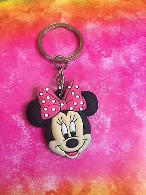 Minnie Mouse Key Chain For Girls