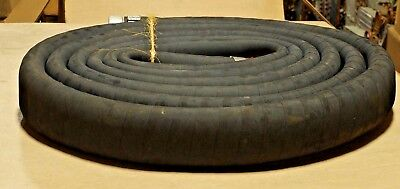 """Water Discharge Hose 20 Foot  450 PSI BURST PRESSURE P/N ZZ-H-601 2"""" Connections"""