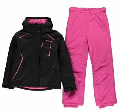 Girls Snow Jacket and Pant set size 12