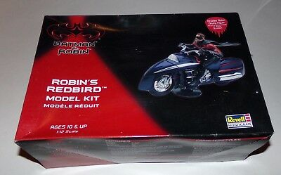 Batman & Robin Robin's Redbird Model Kit Revell Scale 1:12 - New In Box