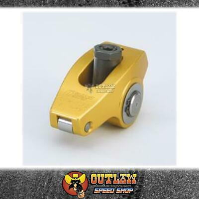"Crane Cams Roller Rockers Gold Ford Cleveland 1.73 7/16"" Wide Body - Cr27771-16"