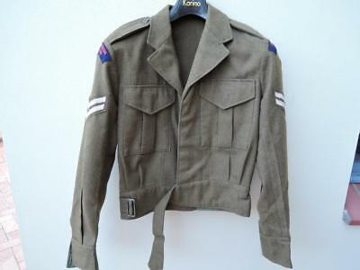Australian Artillery Battledress Jacket VIC 1967