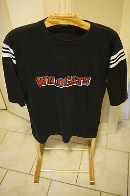 Wildcats movie football jersey vitg 1980's Warner promo  XL varsity Goldie Hawn