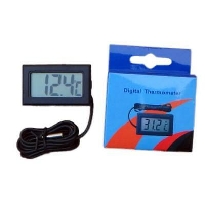 New Fashion Home Outdoor Mini Thermometer Temperature Meter Digital LCD Display