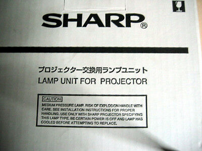 SHARP BQC-XVZ9000/1 Projector Lamp Genuine Sharp Brand
