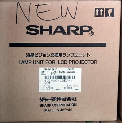 New SHARP BQC-XGNV2E/1 LCD Bulb Projector Lamp for NV2E NV33XE NV3E NV3XB NV3XE