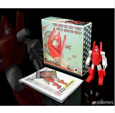 MP Powerglide Brand newTransformers Authentic Masterpiece DX9 D-11 Richthofen